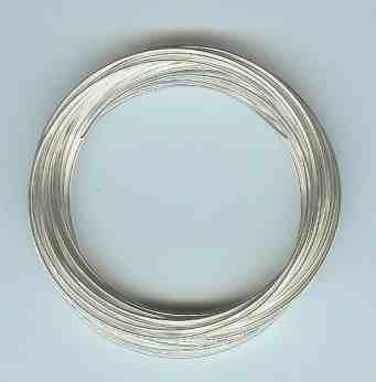 silver plate wire