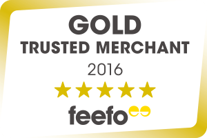 feefo gold trusted 2016
