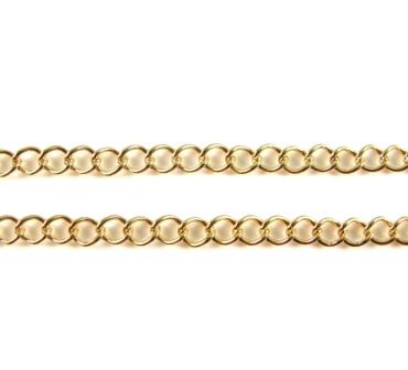 Gold Plated & Filled Chain