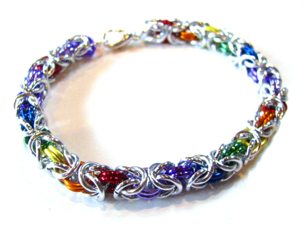Chain Maille Kits, Tools & Books