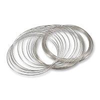 Non Tarnish Silver Plated Wire