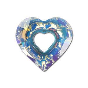 Swarovski Crystal Miss U Heart (6262)
