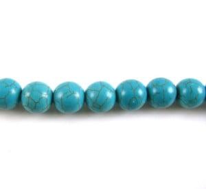 Howlite & Magnesite Turquoise