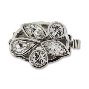 Swarovski Crystal Clasps
