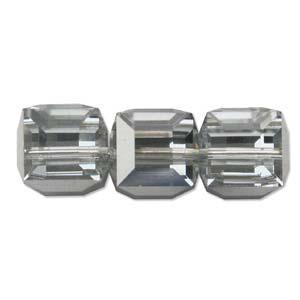 Swarovski Crystal Cubes (5601)