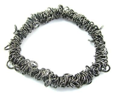 Gunmetal Findings & Beads