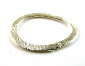 007Silver-Plated-Brushed-Oval-Link-22x12mm