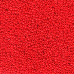 11-0-miyuki-seed-beads-24-gram-tube-opaque-red