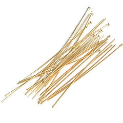 2-inch-gold-plated-headpins-bag-of-50