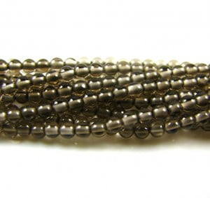 2mm-Smoky-Quartz-Round-Bead-Strand