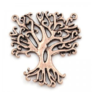 Copper Tree Connector
