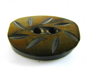 Hand-Carved-Horn-Button-20x14mm