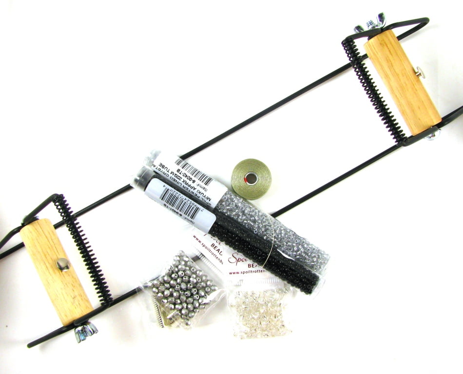 how to start a bead loom