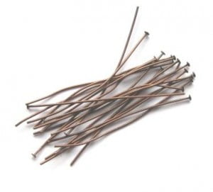 antique-copper-2-inch-headpins-x-50