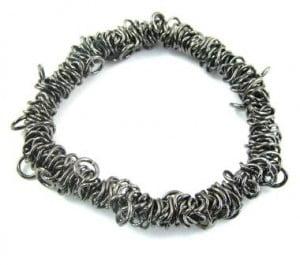 gunmetal-bungee-charm-bracelet