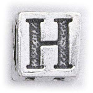 h-sterling-silver-alphabet-cube-bead