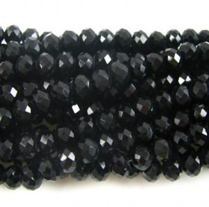 jet-crystal-rondelle-beads