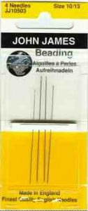 john-james-beading-needles-size-10-13
