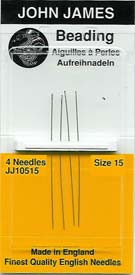 john-james-beading-needles-size-15
