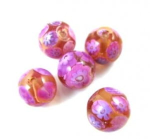 pink-millefiori-15mm-round-bead