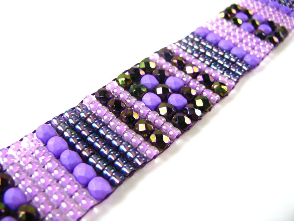 deluxe bead loom kit purples spoilt rotten