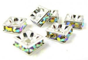 square-crystal-ab-rondelle-bead-8mm-pack-of-6