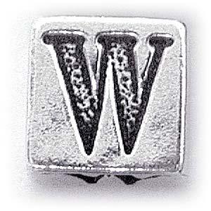w-sterling-silver-alphabet-cube-bead