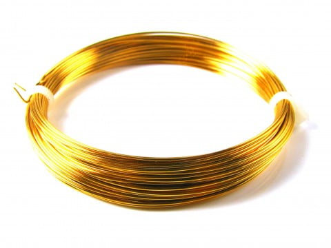 Gold Plated Wire - Spoilt Rotten Beads