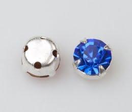 Rosemontee sapphire-silver