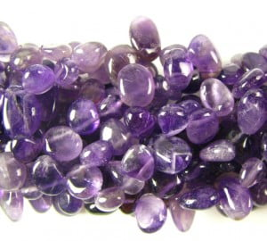 amethyst drop style chips