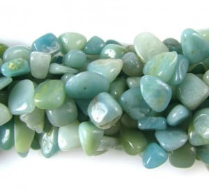 russian amazonite drop style