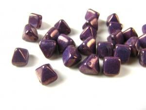 vintage lavender pyramids
