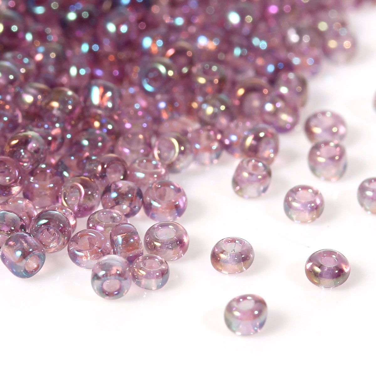 Indian Glass Seed Beads
