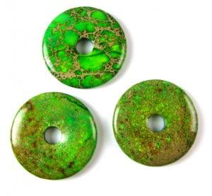 Green Impression Donut