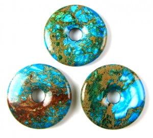blue impression jasper donut