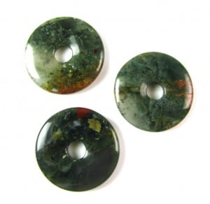 dragon blood jasper donut