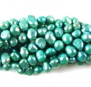 teal pearls
