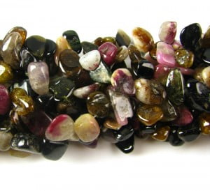 tourmaline drop style chips