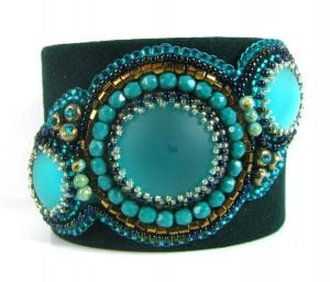 bead-embroidery-cuff