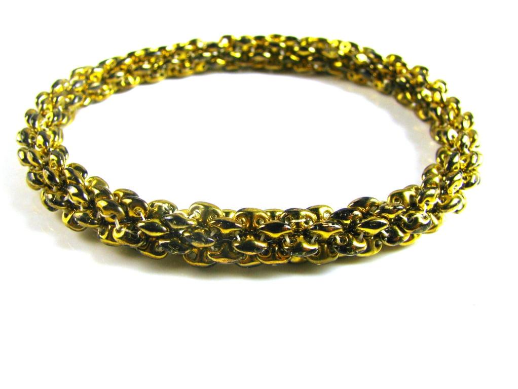Miniduo Rope Bangle Kit Full Amber Spoilt Rotten Beads