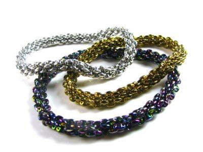 miniduo rope bangles