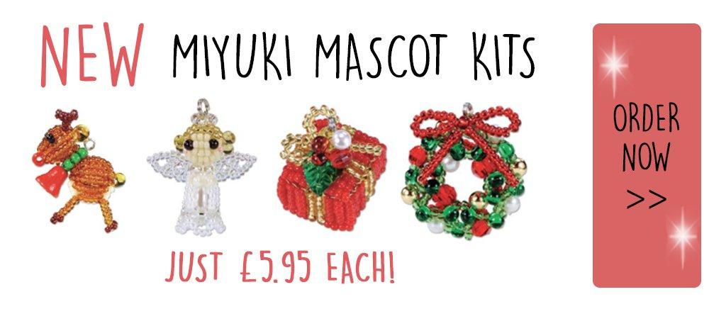 Miyuki Mascot Kits