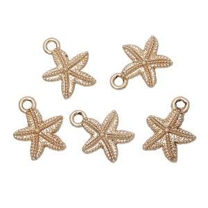 Rose Gold Starfish
