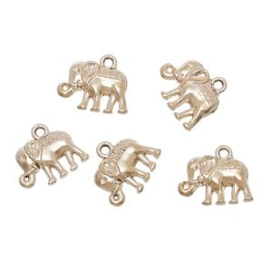 Rose Gold Elephant