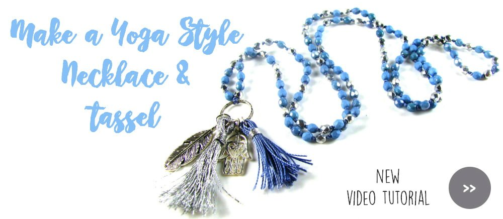 Yoga Necklace Slider