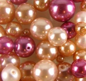 pearl mix pink