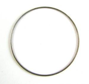 40mm silver