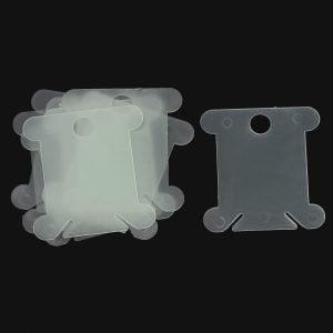 plastic bobbins