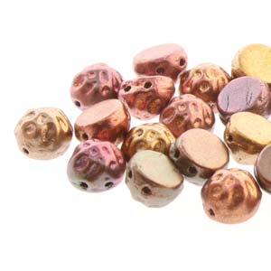 Baroque 2 Hole Cabochons - Just Arrived!