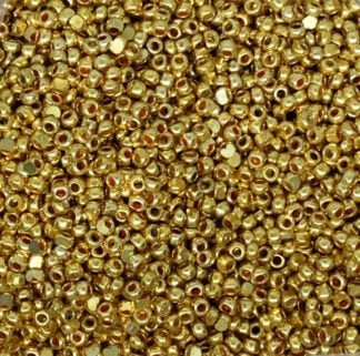 Preciosa Faceted Seed Beads